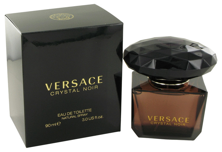 Versace Crystal Noir 30 Oz Eau De Toilette Spray