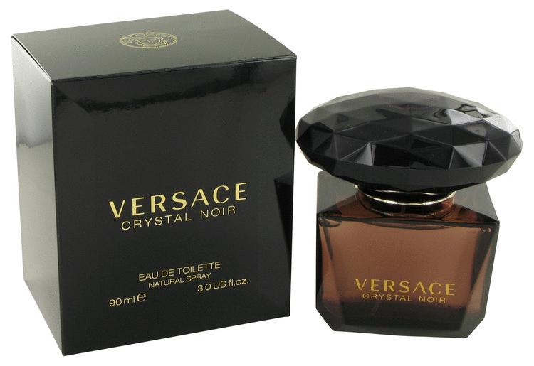 to wear - Perfume Versace crystal noir video