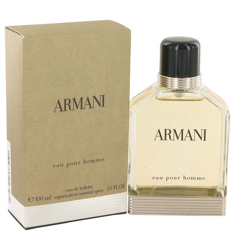 2019 year lifestyle- Exchange Armani perfume for men