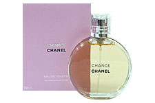 Chance Perfume For Women By Chanel