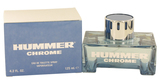 Hummer Chrome Cologne for Men by Hummer