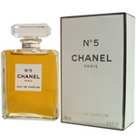 Chanel No. 5 Perfume For Women By Chanel