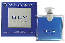 Bvlgari BLV Cologne For Men By Bvlgari