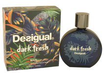 Desigual Dark Fresh Cologne for Men by Desigual